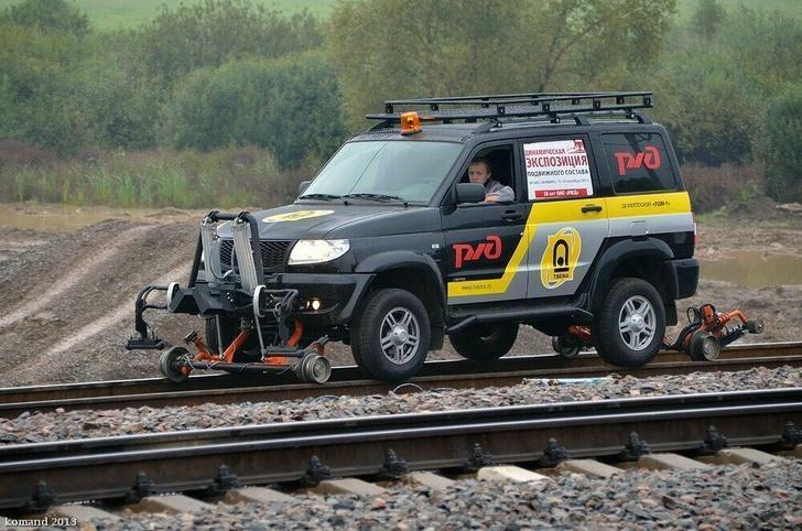 Подписан договор о поставке ОАО «РЖД» 1887 автомобилей УАЗ с телематическими сервисами