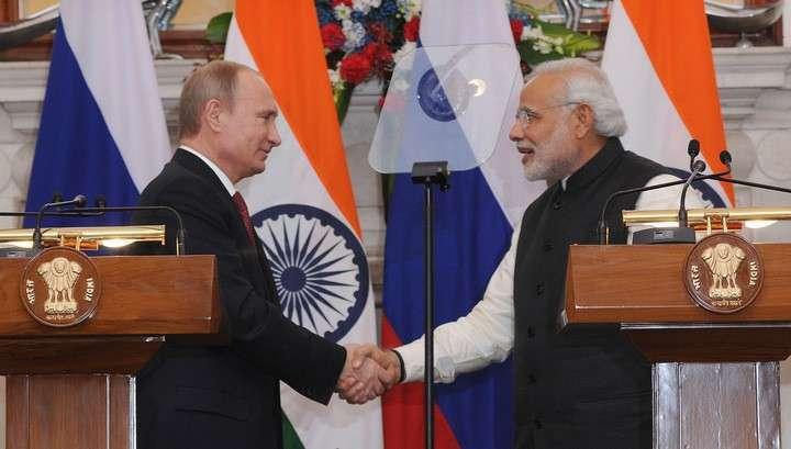 Оружие, нефть, газ и атом: Индия и Россия вышли на новый виток отношений