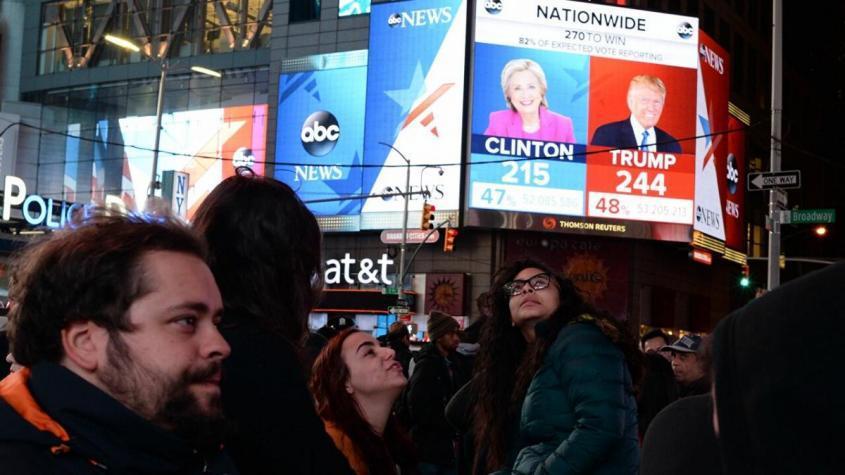 «Русские сделали это»: невежество убьёт элиту социальных паразитов в США