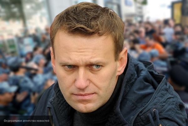 Навальный сотрудничает с иностранными спецслужбами, это госизмена
