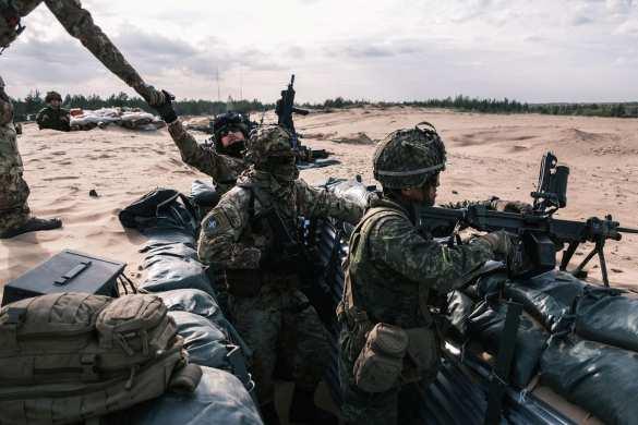 Лукашенко: НАТО создаёт группировку для захвата части Белоруссии | Русская весна