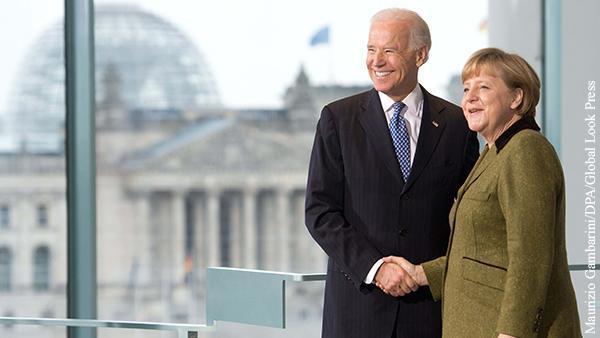«Медовый месяц» Европы с Байденом не принесёт пользу России и США