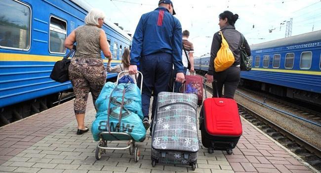Побег из «рая». Побег из украинского дурдома набирает обороты