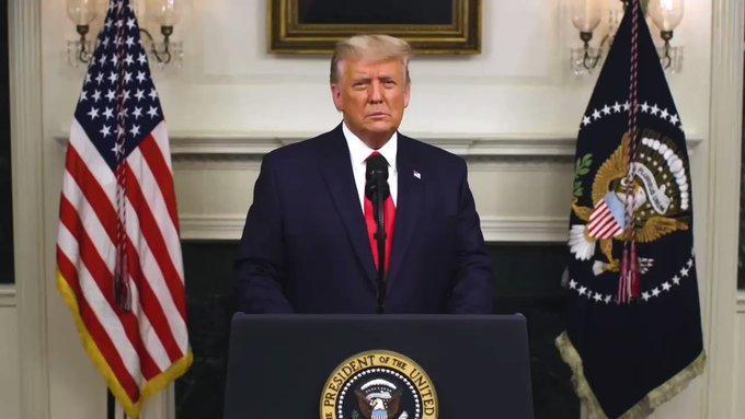 Выборы в США 2020: Дональд Трамп заходит с козырей