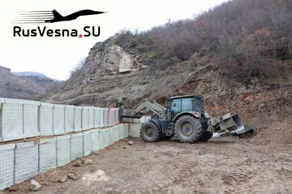 Как армия России закрепляется в Нагорном Карабахе – Арцахе | Русская весна