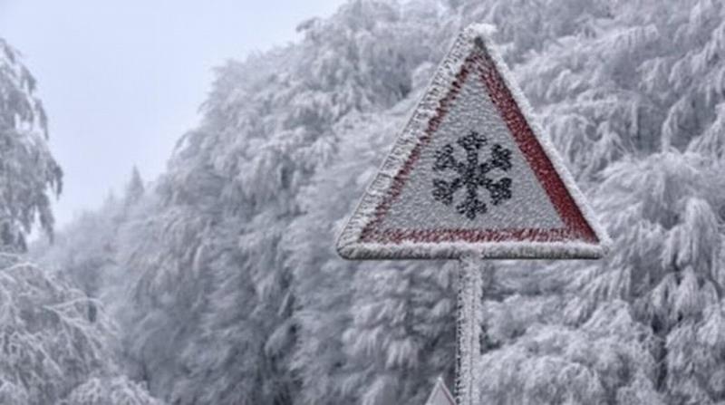 Аномальные морозы в России: где похолодает особенно сильно