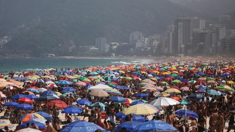 Европейцы бегут в Бразилию от коронавирусных ограничений