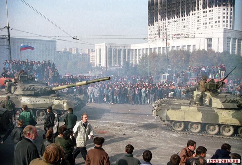 Предатели империи СССР. Часть вторая. Ельцинские перевороты