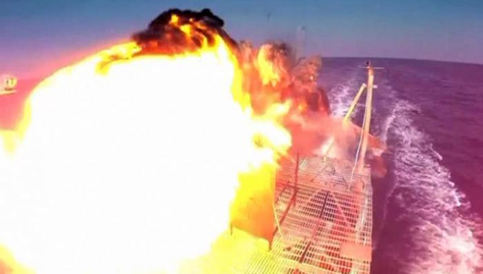 В США испытания лазерного оружия превзошли все ожидания