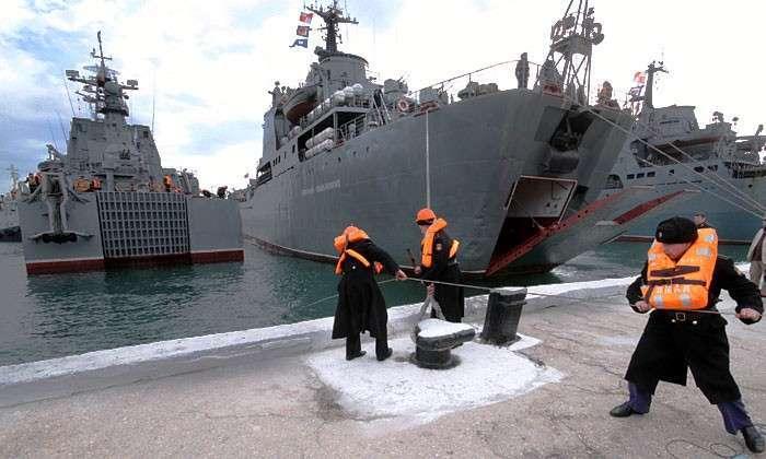 Бросок к Атлантике. Российский флот развертывается в Средиземноморье из-за нездоровой активности НАТО