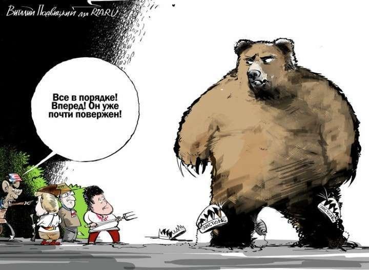 Вашингтон поднимает ставки на Украине