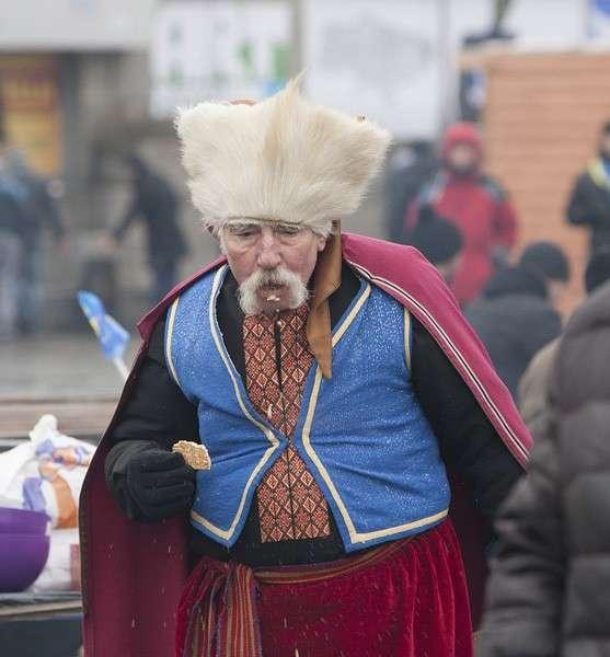 Андрей Ваджра: О некоторых проявлениях непрерывного общенародного идиотизма украинского этноса