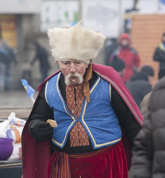 О некоторых проявлениях непрерывного общенародного идиотизма украинского этноса