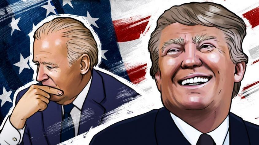 Появились доказательства махинаций шайки Байдена на выборах в США. Техас идёт в суд