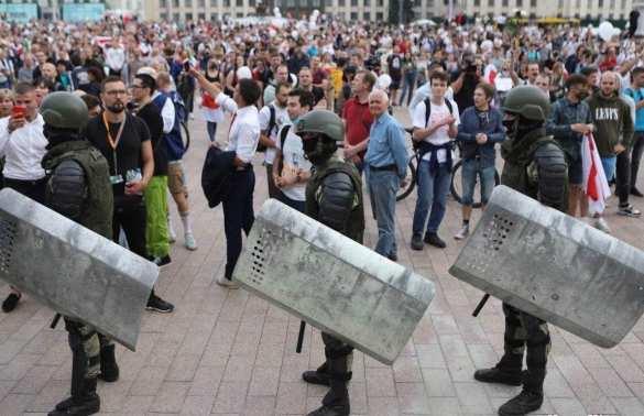 Сакральные жертвы в Белоруссии: смерти для пожара гражданской войны | Русская весна