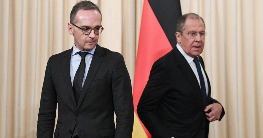 Россия приравняла Германию к оккупированной паразитами Прибалтике!