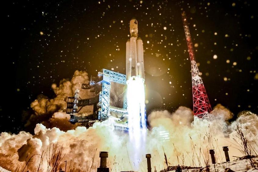 Итак, второй пуск тяжелой российской ракеты «Ангара А5» состоялся.