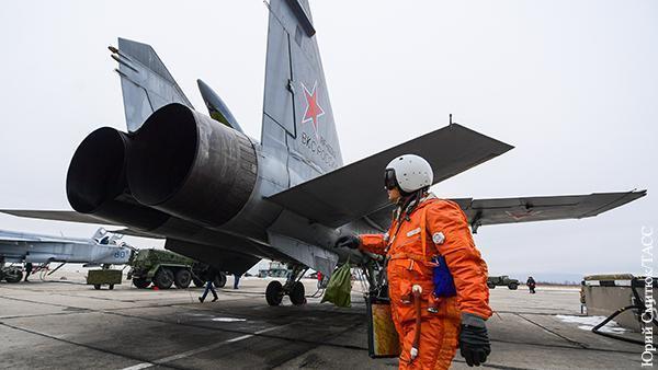 Иностранный рейтинг искажает мощь русских ВКС