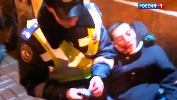 11 французских болельщиков жестоко избиты в Киеве