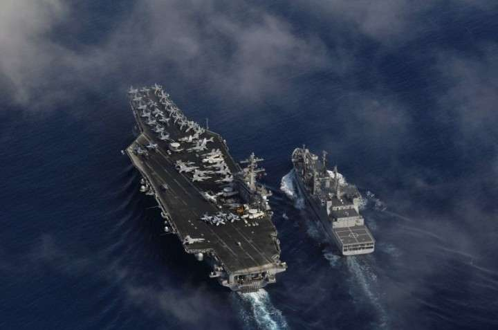 Горькая правда о «мгновенном ударе» авианосцев США