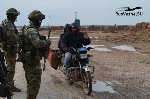 Сирия. Армия Россия вошла в зону ожесточённых боёв турок и курдами | Русская весна