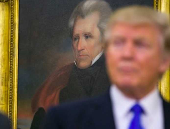 Гражданская война в США становится неизбежной