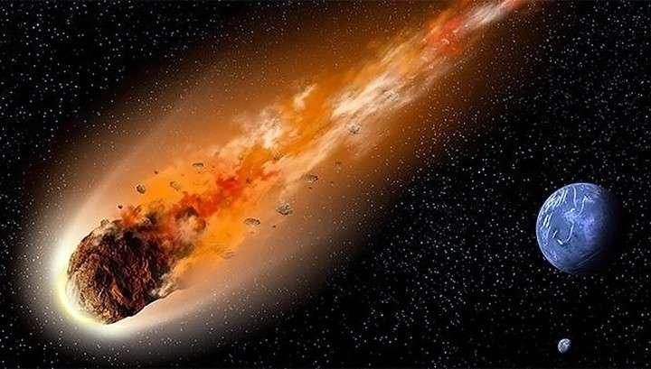 НЛО, упавший на дно карельского озера, оказался метеоритом