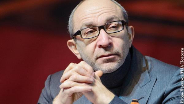 Смерть Кернеса положит начало битве за власть на Украине