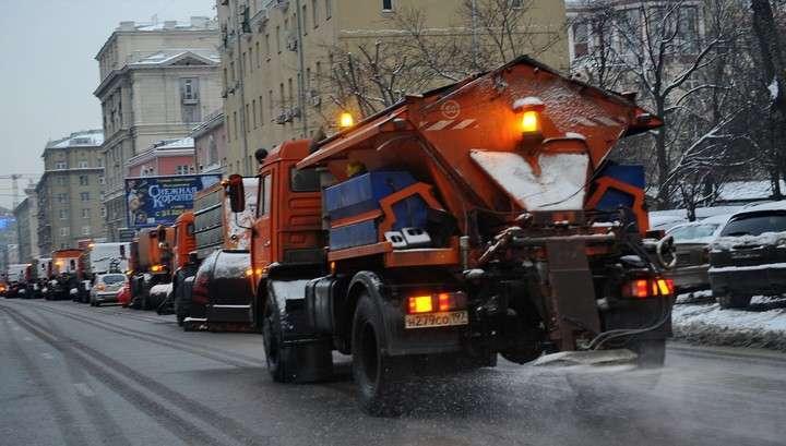 Собянин: отказ от реагентов приведёт Москву к коллапсу