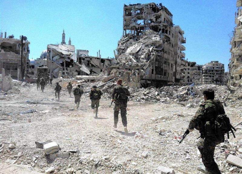 Война в Сирии.Курды против турок. Бои под Айн-Исса. 18.12.2020