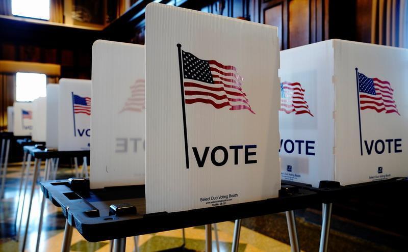 Выборы в США: вся Америка следит за этим пожаром, а в российских СМИ – полная тишина