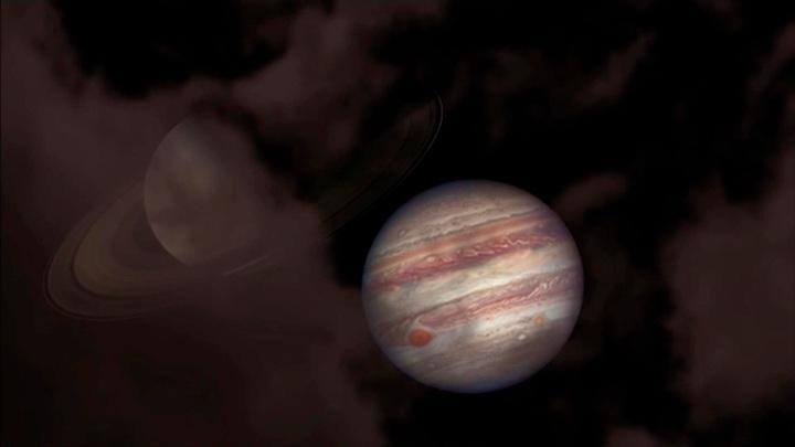 Соединение после 20-летней разлуки: Сатурн и Юпитер максимально сблизились