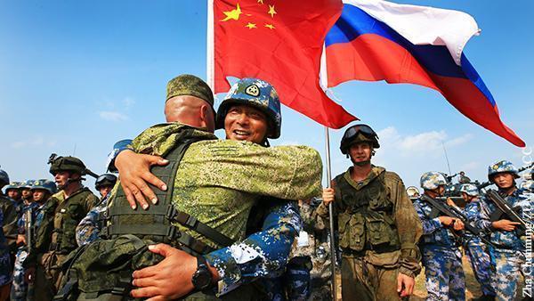 США толкают Москву и Пекин к стратегическому союзу