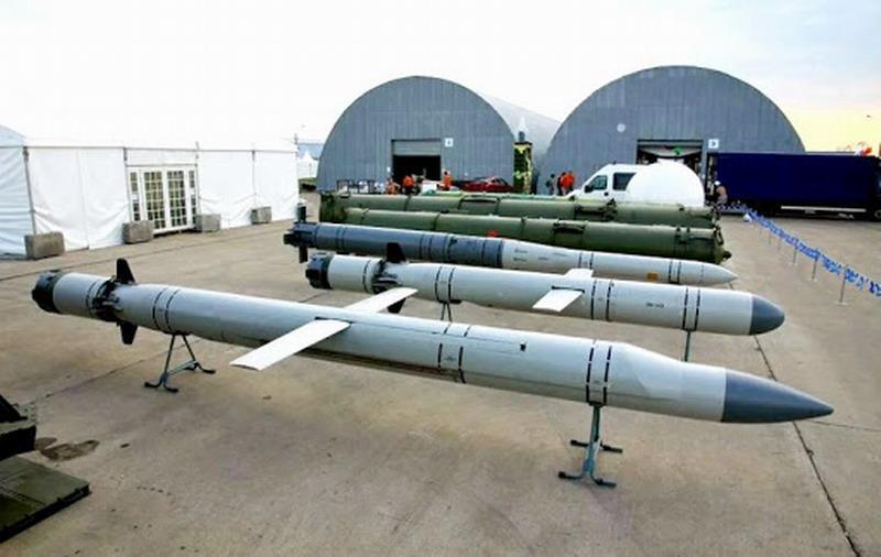 Россия за 8 лет в 37 раз увеличила свой арсенал крылатых ракет большой дальности