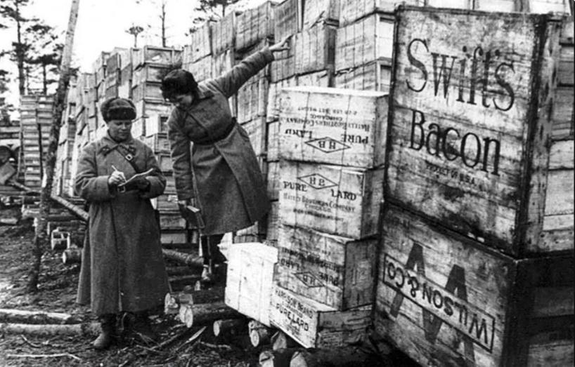 Как «щедрые» американские «союзники» обдирали СССР по ленд-лизу