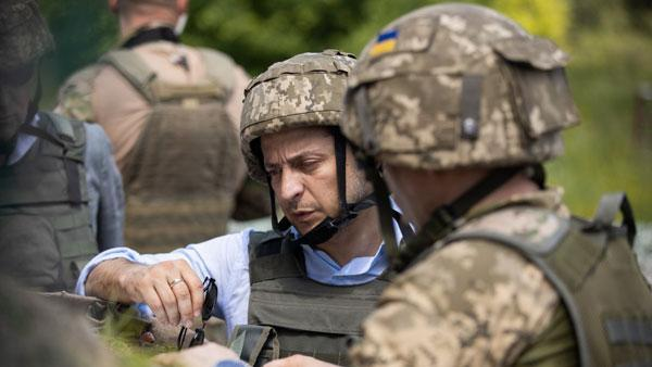 Зеленский выставит на войну против России армию дезертиров
