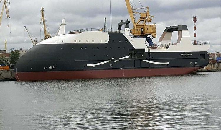 Строительство новых кораблей и судоверфей для российского флота
