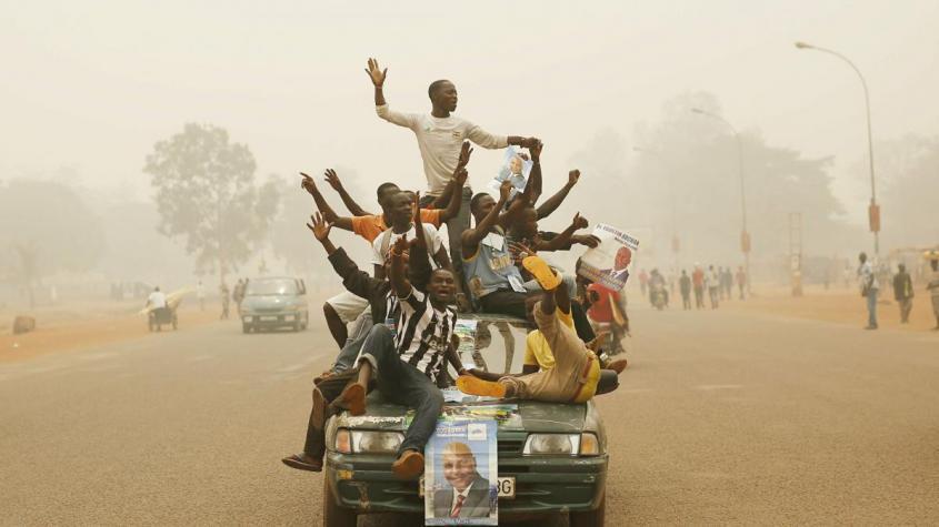 Выборы в ЦАР состоялись несмотря на вооружённое восстание