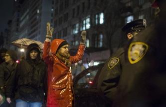 Волна протестов против полицейского произвола захлёстывает США