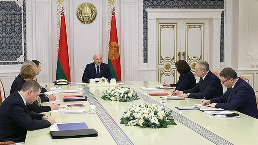 Александр Александр Лукашенко подписал указ о созыве Всебелорусского народного собрания