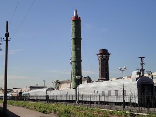 В России возобновляют производство «ракетных поездов»