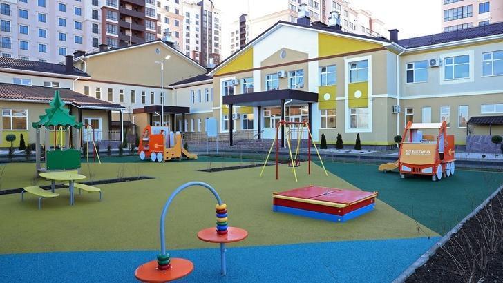 детский сад в в селе Мирное Симферопольского района