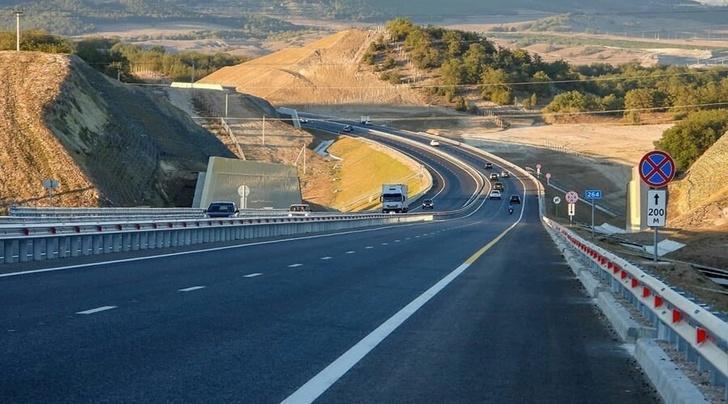 Получен главный документ для ввода в эксплуатацию трассы «Таврида»