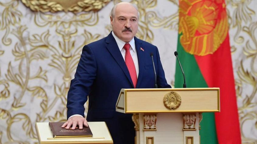 Лукашенко рассказал Деду Морозу о своём желании на Новый год