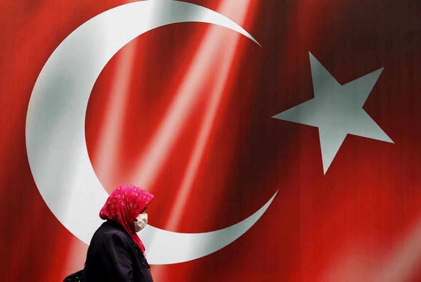 Фото © ТАСС / AP / Emrah Gurel