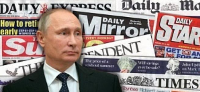 Их взгляд: «В отличие от западных президентов, Путин честен»
