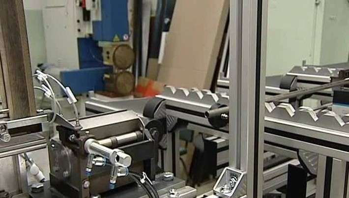 Российский робот-сварщик стал лучшим вмире