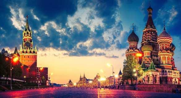 «Юная Мисс Россия – 2020» из ДНР поздравила с Новым Годом с Красной площади (ВИДЕО) | Русская весна