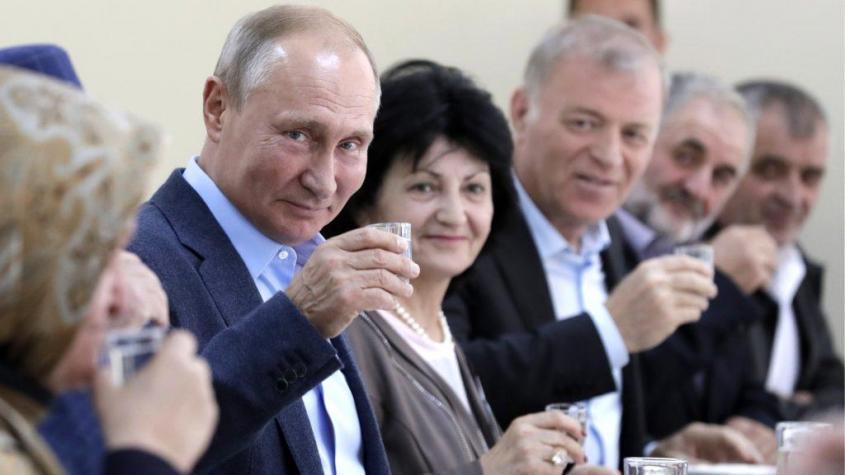 Путин и преемники: Мишустин, Медведев, Шойгу, Собянин и Матвиенко