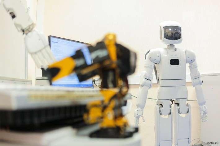 ВСтаврополе прошла презентация полноразмерного робота-андроида